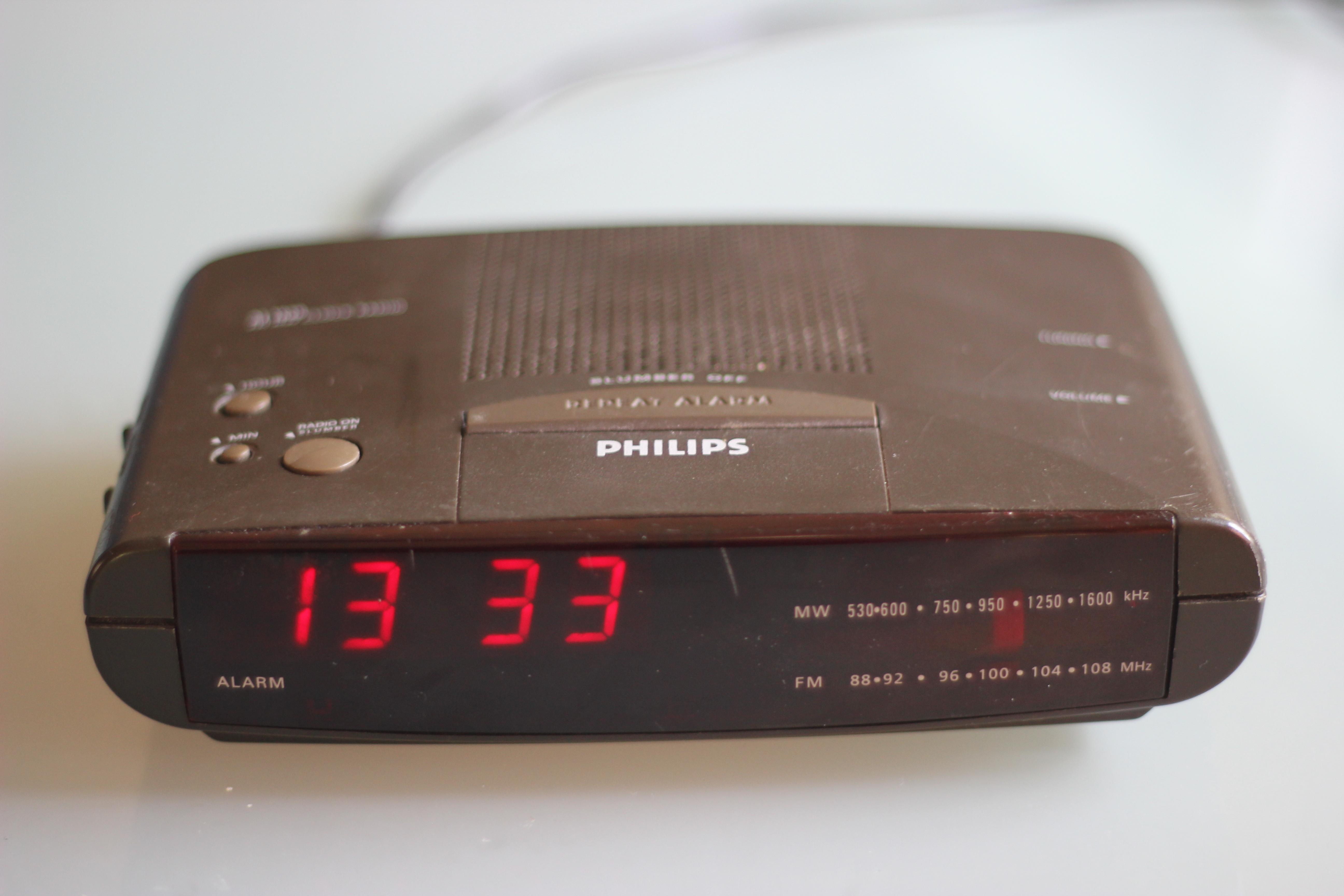sprites mods linux based clock radio introduction. Black Bedroom Furniture Sets. Home Design Ideas