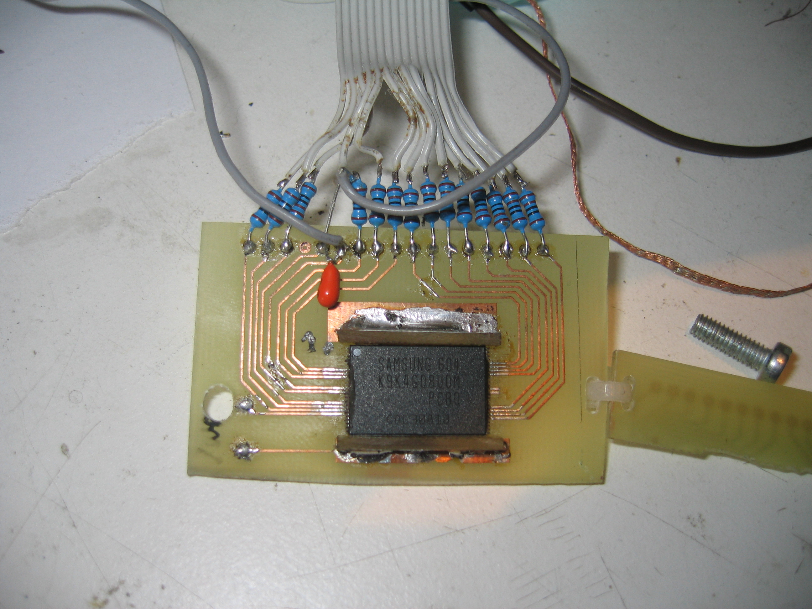 One nand программатор своими руками 827