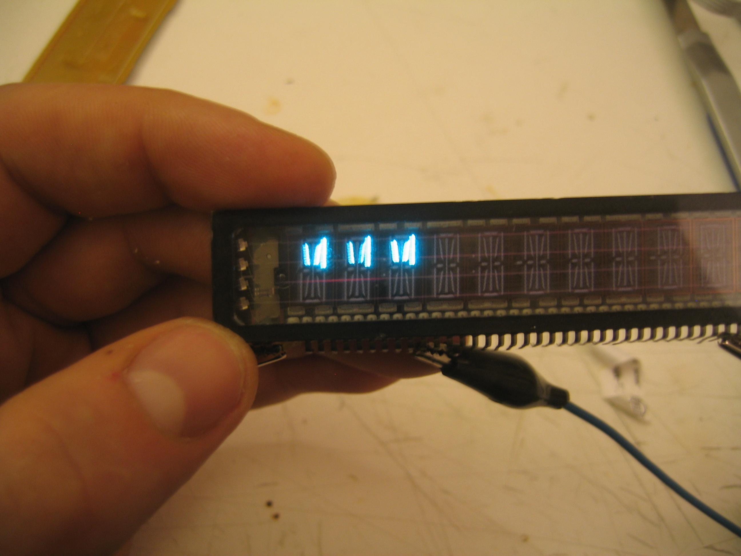 Sprites Mods - Simple Vfd-controller